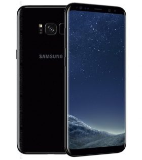 Samsung Galaxy S8Plus Black