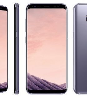 Samsung Galaxy S8 Plus Violet